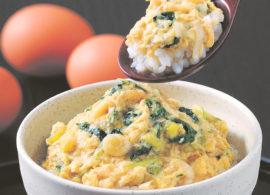 ふわっ、とろっ<br>卵が旨い特製丼ぶり