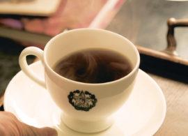 創業108年 銀座老舗の<br>誇り高きコーヒー
