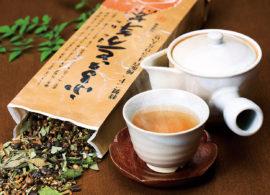 香ばしくて美味い<br>これぞ、健康茶の名品