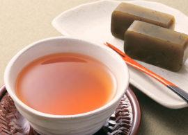 """気になる糖質に<br>話題の""""菊芋茶"""""""